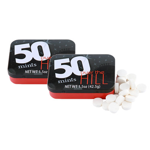 50 Over the Hill Mints 43.5g