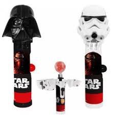 PopUps Lollipop Chupa Star Wars Darth Vader Single