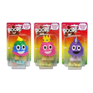 Oh Poop! Candy Dispenser
