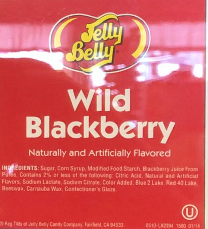 Jelly Belly-Wild Blackberry 100 gram