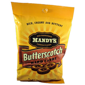 Mandy's Butterscotch Hard Candy
