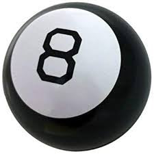 Magic Super 8 Ball