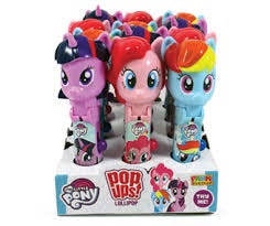 PopUps Lollipop Chupa Little Pony