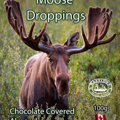 Moose Droppings Chocolate Coconut Fudge
