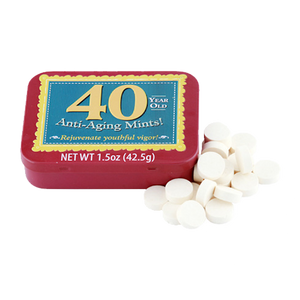40 Year Old Anti-Aging Mints 43.5g
