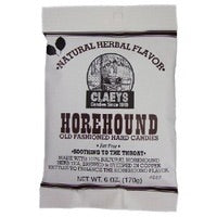 Claeys Old Fashioned Hard Candies Horehound
