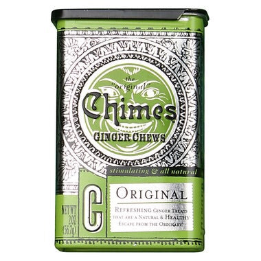 Chimes Ginger Chews Original 56.7g