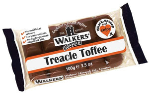 Walkers Treacle Toffee 100g