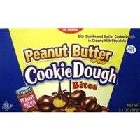 Peanut Butter CookieDough Bites