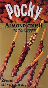 Pocky  biscuit sticks Almond Crush 41g