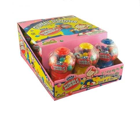 Kidsmania Bubble Gum Machine