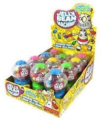 UK Crazy Candy Factory Jelly bean Machines