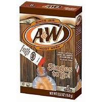 To Go - A&W Cream Soda (6 PACK)