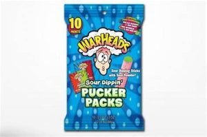 Warheads Sour Dippin' Pucker Packs