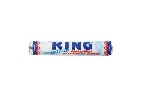 KING Original Peppermint Pastilles