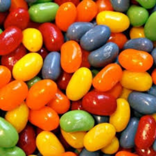 Jelly Belly - 5 Flavour Sours