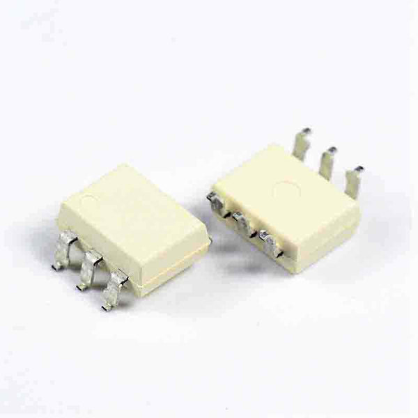H11N1SR2M - 6-SMD - OPTOISOLATOR SCHMITT OUT 6-SMD
