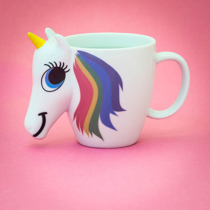 Heat-Activated Unicorn Mug - Greenpills