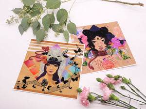 Duo Mini Print Set