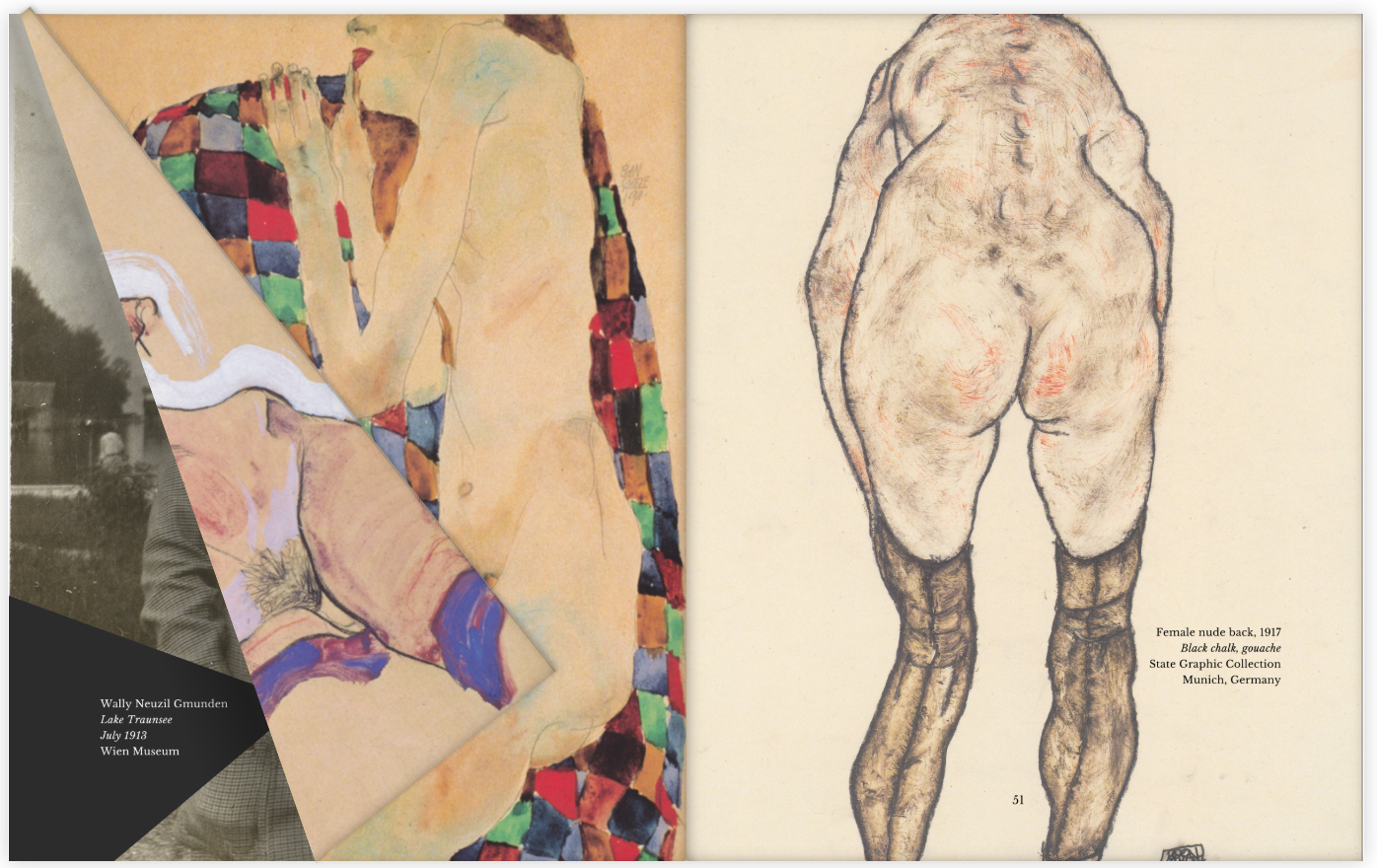 "Schiele ""Schiele in the age of Social Media"" - E-book"