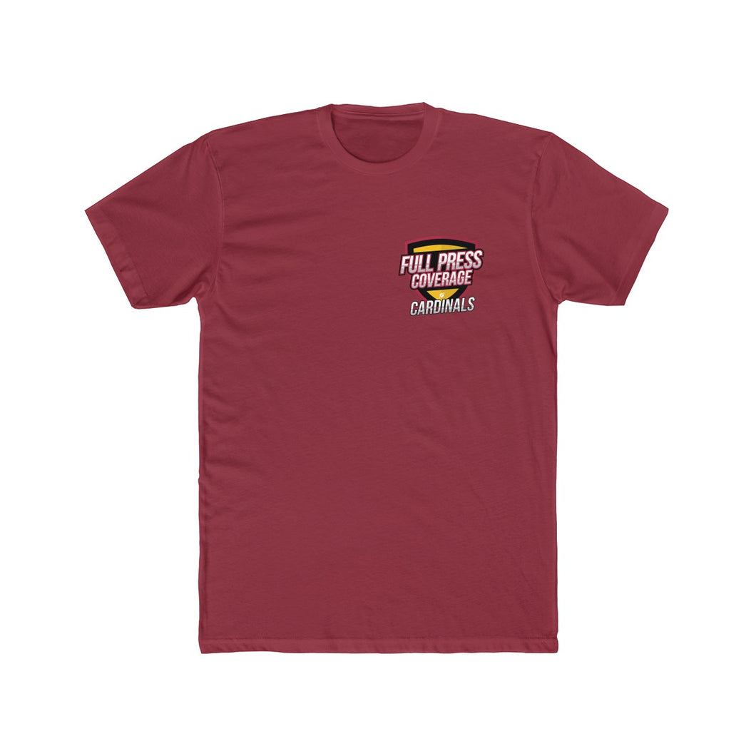 FPC Cardinals - Men's Cotton Crew Tee