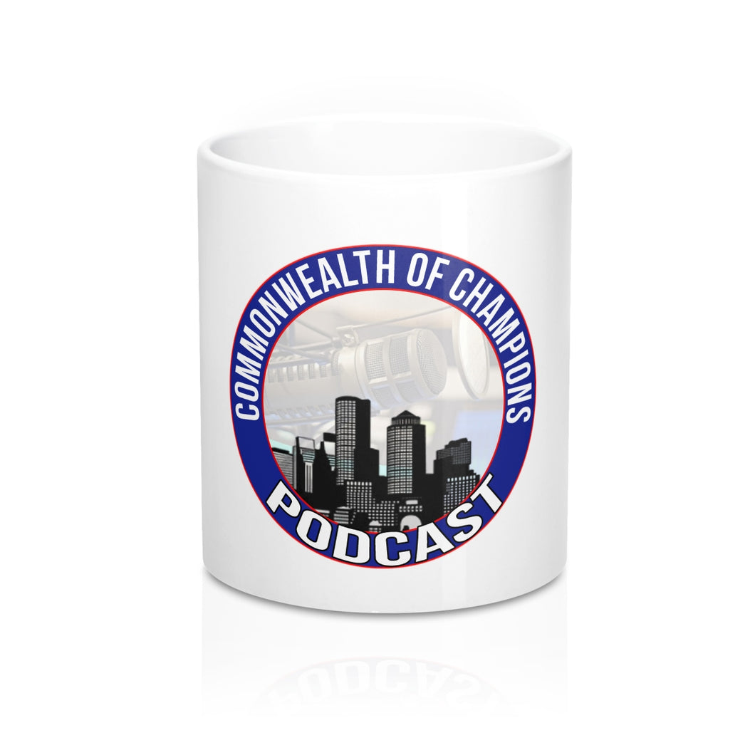 Commonwealth of Champions - Mug 11oz