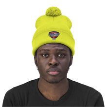 Load image into Gallery viewer, Full Press NFL - Pom Pom Beanie