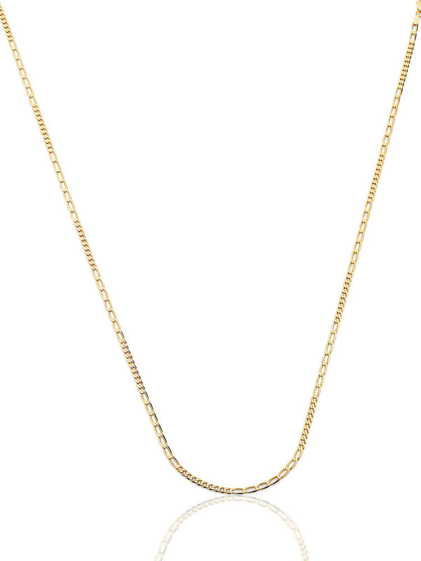#17965 - 14K Solid Gold Link Chain
