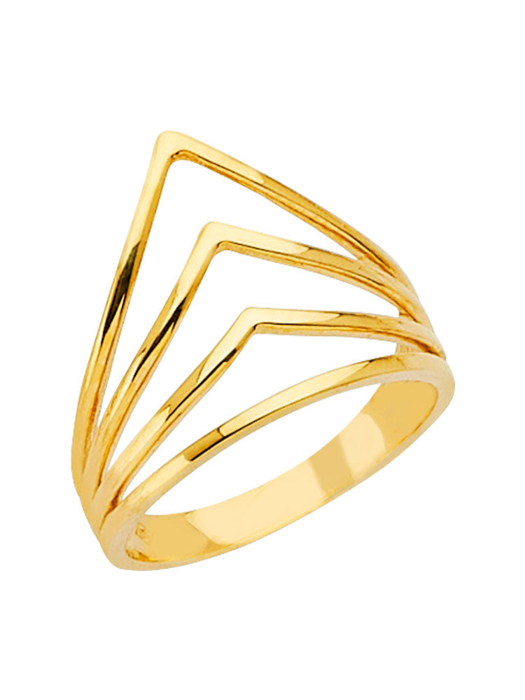 #28590 - 14K SOLID GOLD RING