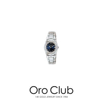 #40164 - Citizen Stainless Steel Eco-drive  Watch with Crystals for Women