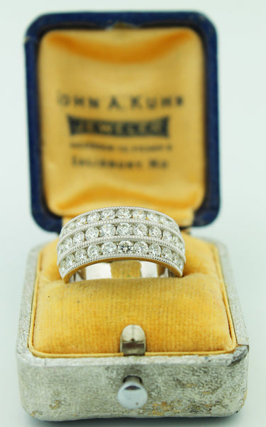 Diamond Anniversary Ring - Kuhn's Jewelers - 3
