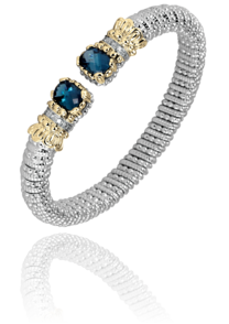 Vahan London Blue Topaz - Kuhn's Jewelers