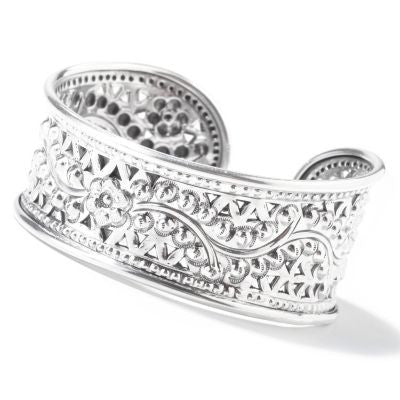 Sterling Silver Cuff - Kuhn's Jewelers