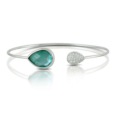 Cypress Grove Bangle - Kuhn's Jewelers