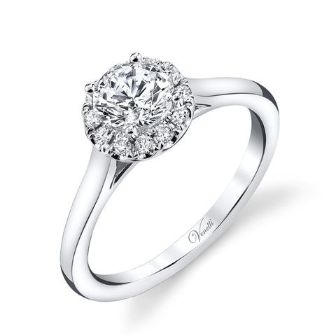 Classic Halo Setting - Kuhn's Jewelers
