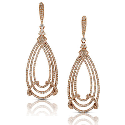 Diamond Earrings - Kuhn's Jewelers