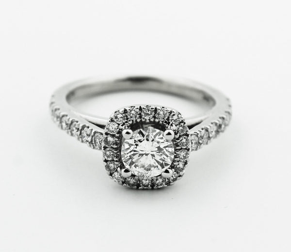Complete Engagement Ring - Halo Collection - Kuhn's Jewelers - 2