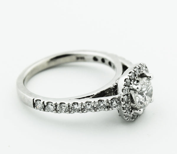 Complete Engagement Ring - Halo Collection - Kuhn's Jewelers - 3