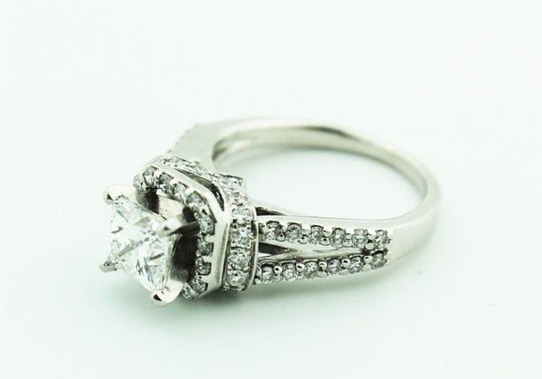 Complete Engagement Ring - Kuhn's Jewelers - 4