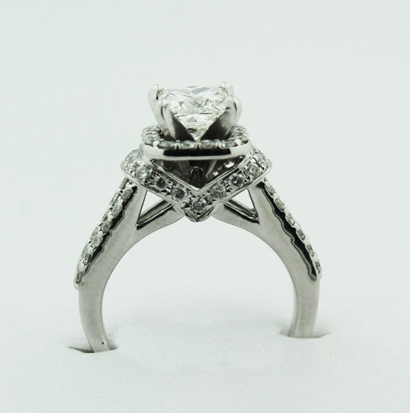 Complete Engagement Ring - Kuhn's Jewelers - 5