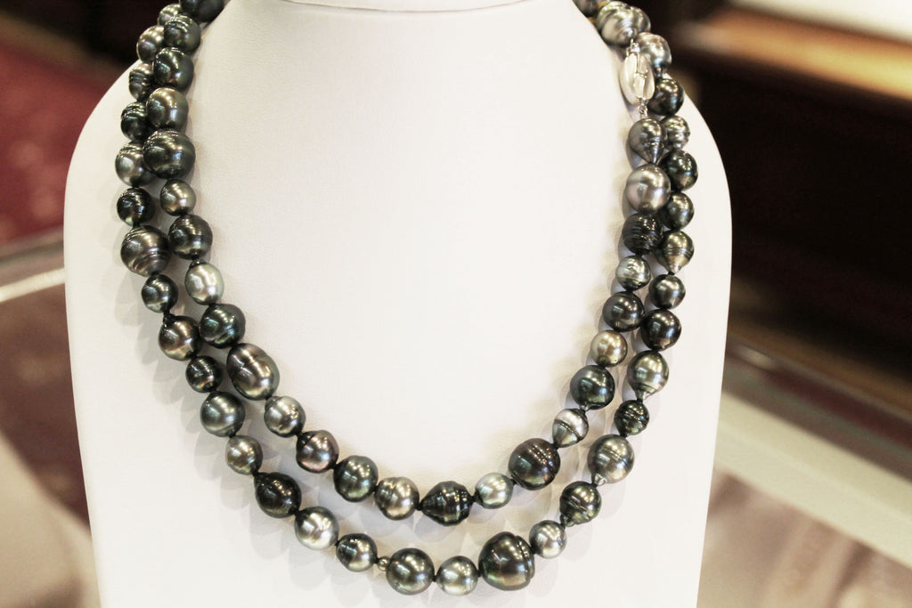 Natural Black South Sea Pearls - Kuhn's Jewelers