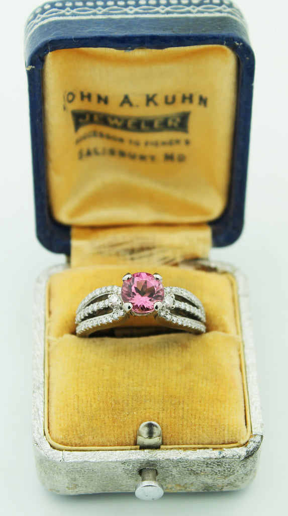 Tourmaline & Diamond - Kuhn's Jewelers
