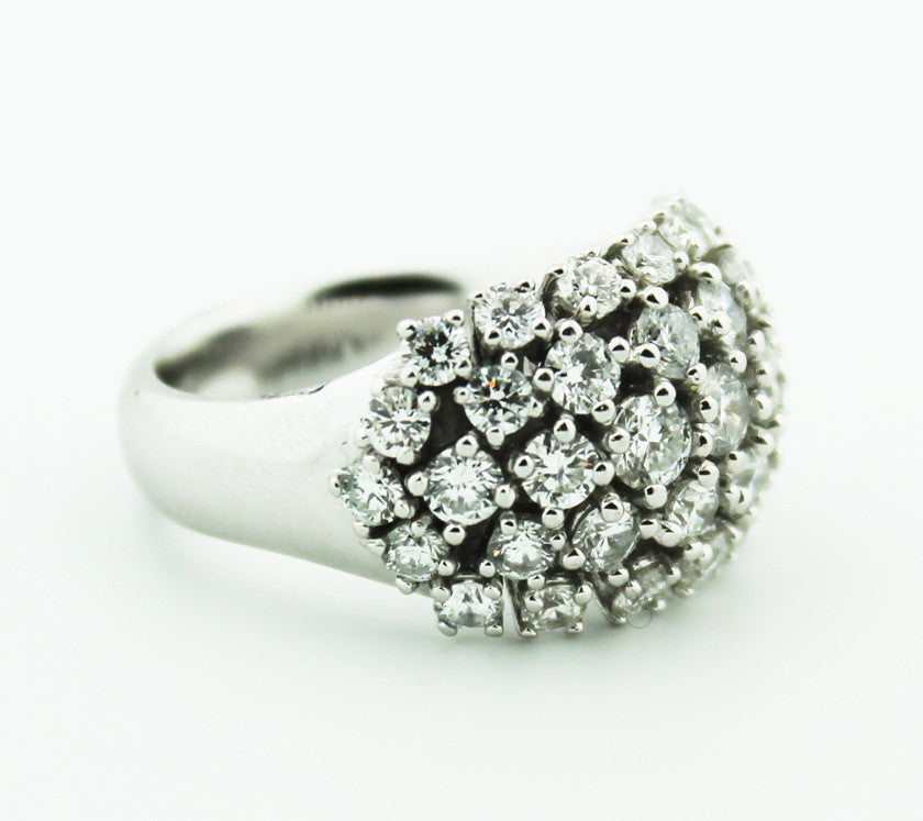 Diamond Cluster Ring - Kuhn's Jewelers