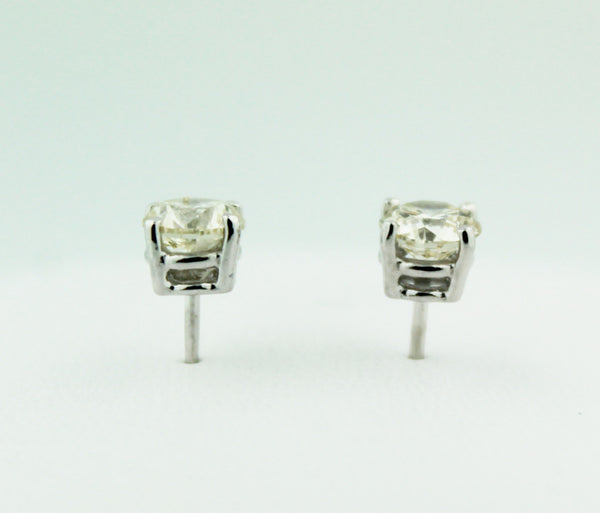 Diamond Stud Earrings - Kuhn's Jewelers - 2