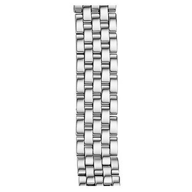Michele Mini Urban Stainless Steel Bracelet
