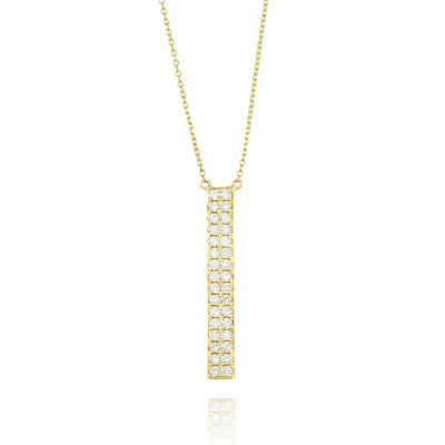 Doves - Diamond Fashion Necklace - Kuhns Jewelers - N7645
