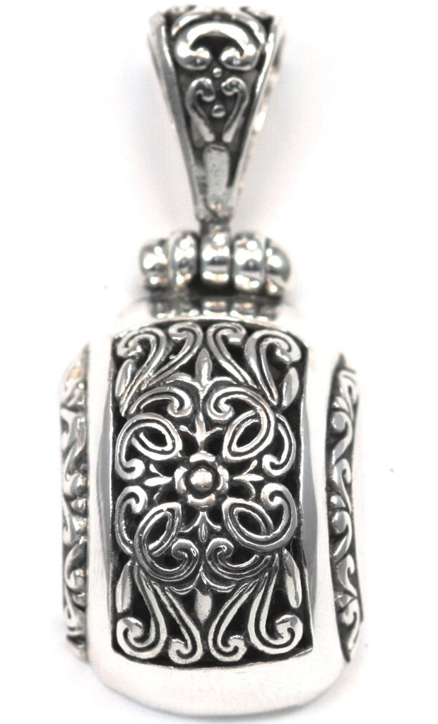 Sterling Silver Pendant - Kuhn's Jewelers