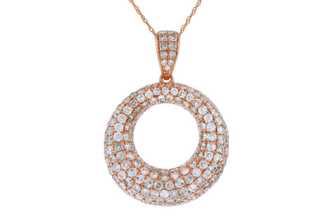 DIAMOND PENDANT - Kuhn's Jewelers