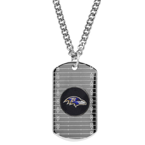 Ravens Dog Tag - Kuhn's Jewelers