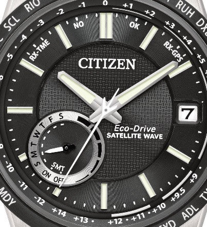 Satellite Wave - World Time GPS - Kuhn's Jewelers - 1